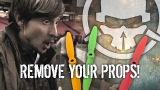 Remove Your Props