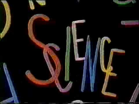 VINTAGE 80'S DISCOVER SCIENCE & TECHNOLOGY FROM A TO Z PSA COMMERCIAL