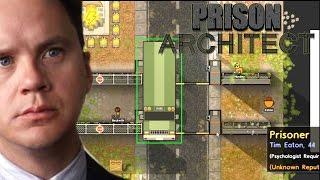 Prison Architect- get dufresned