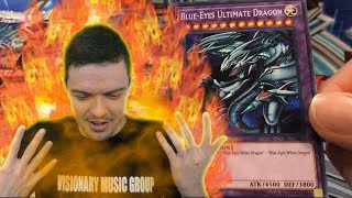 INCREDIBLE SET! BLUE EYES WHITE DRAGON SQUAD | Opening Legendary Collection Kaiba Box