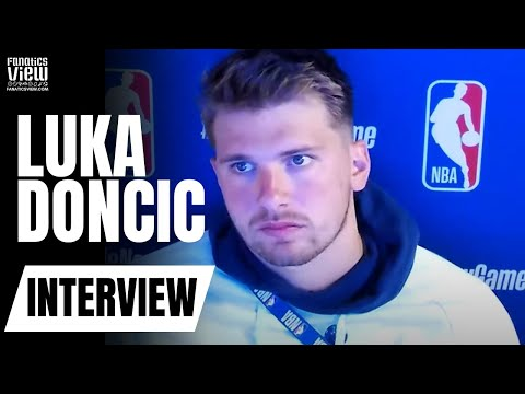 "Luka Doncic Reacts to Houston Loss: ""I Need to Get Way Better"" But Mavs ""Will Get It Together"""