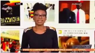 FULL VIDEO: Bobi Wine Live On Aljazeera HD