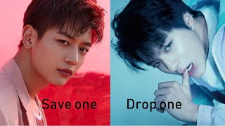 Save One Drop One | Kpop Male Idol Edition