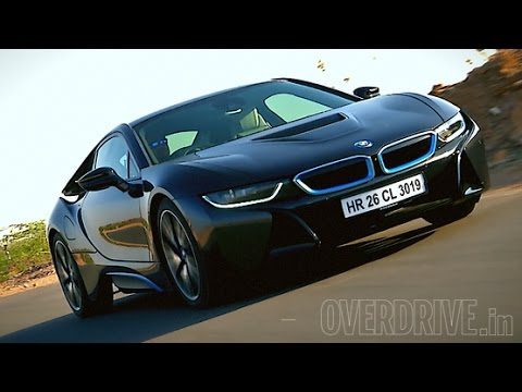 BMW i8 - Road Test Review (India)