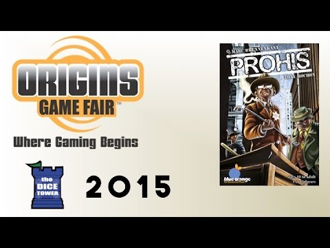Origins Summer Preview: Prohis