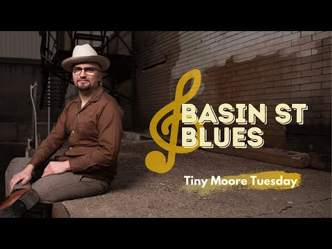 Hayes Griffin - Basin Street Blues / Tiny Moore Tuesday