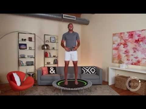 Power Bounce Workout with Jeremy Sonkins