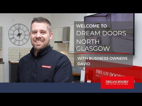 North Glasgow Kitchen Showroom video