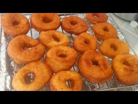 Easy Doughnuts Recipe: How to Make Doughnuts from Scratch at Home