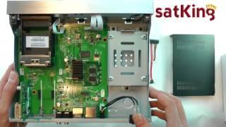 Octagon SF 3038 E2 HD Triple Full HD Linux  Receiver