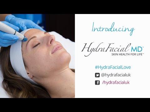 Video of HydraFacial