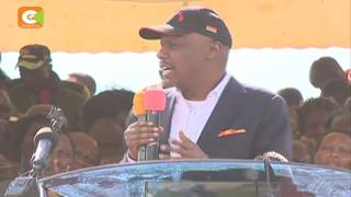 Cord, CCM, Kanu leaders endorse formation of NASA