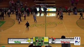 Tippecanoe Valley Girls Basketball vs Plymouth