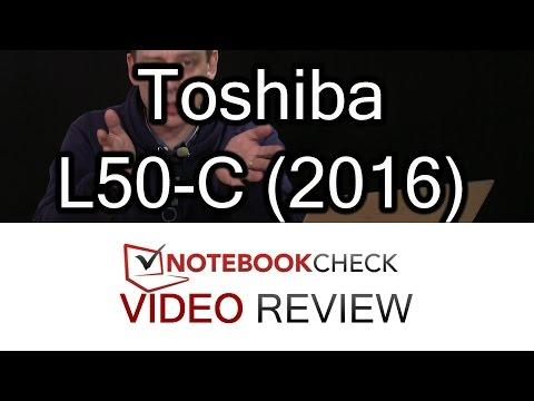 Toshiba Satellite L50-C-275 Laptop  Review