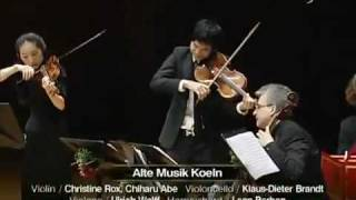 Telemann Sinfonia Spirituosa in D major