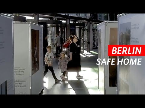 Berlin Safe Home Photo Exhibit