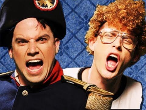 Napoleon vs Napoleon.  Epic Rap Battles of History #9