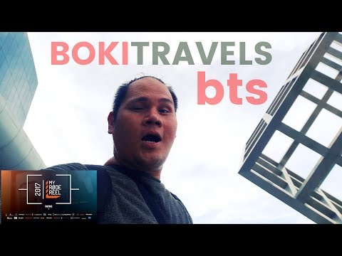 My Rode Reel 2017: Boki Travels BTS
