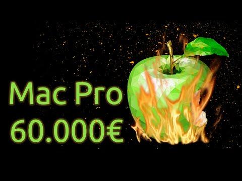 Der große Mac Pro vs. PC Preisvergleich - Monster-Rechner für 60.000€