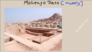 Know the real and secret History of Mohenjodaro Harappan Civilization by map
