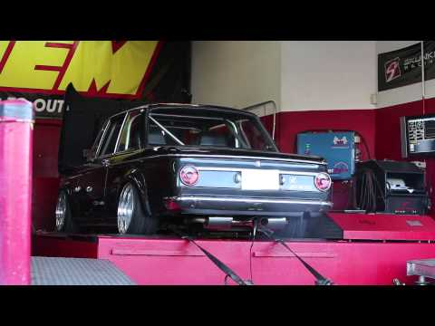 Tuned by Kings Performance - BMW2002 - Dyno Video