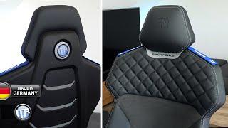 Der perfekte Gaming Stuhl MADE IN GERMANY? - Backforce One