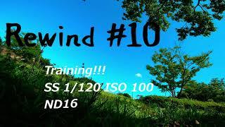 U199 3Inch FPV Drone FreeStyle/GoproLite(hero7)/Rewind Training#10