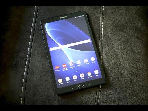 Samsung Galaxy Tab A 10.1 2016 Review