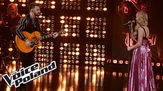 "Ania Deko & Grzegorz Hyży - ""Shallow"" - Live 3 - The Voice of Poland 9"
