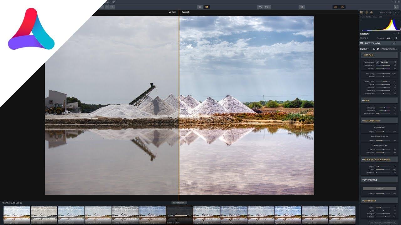 Aurora HDR 2019 – Außergewöhnliche HDR-Fotos – Review, Erfahrungsbericht, Test