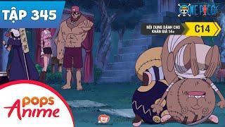 One Piece Tập 345 - Đầy Những Loài Động Vật? Khu Vườn Kì Bí Của Perona - Đảo Hải Tặc