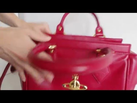 Vivienne Westwood Handbag in Red Colour