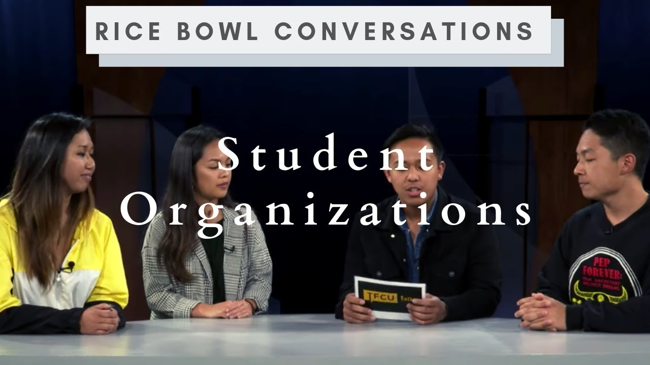 Why are STUDENT ORGS so IMPORTANT?!   Table Talk
