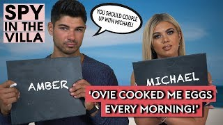 Love Island 2019 UK: Belle Hassan and Anton Danyluk 'my kiss with Anna doesn't count!'
