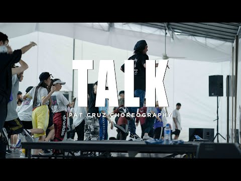Khalid - Talk | Pat Cruz Choreography