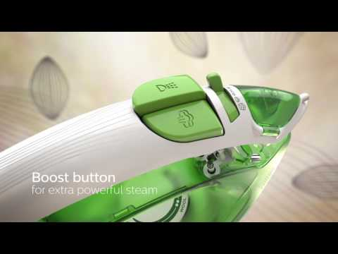 Philips Easy Speed Dry To Steam Iron