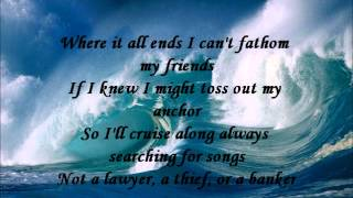 Jimmy Buffett - Son Of A Son Of A Sailor Lyrics
