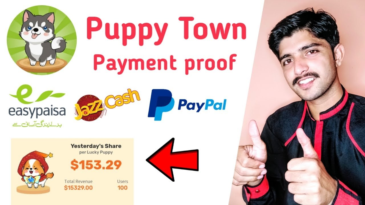Pup Town Payment evidence – How You Can Make Money Online From Young Puppy Town – Pup Town Truth 2021