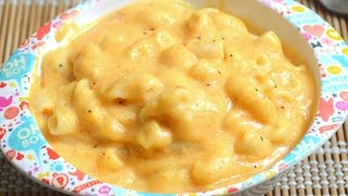 Mac and Cheese Recipe For Kids | Healthy Mac and Cheese With Hidden Vegetables