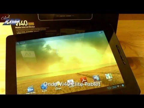 Onda Vi40 Elite Android 4.0 ICS Tablet Review - Merimobiles.com - 9.7