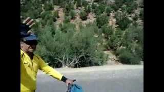 preview picture of video 'ASCM.du25au28 JUIN 2012.Azilal(Beni-Mellal+Bin-Cascades d'Ouzoud)'