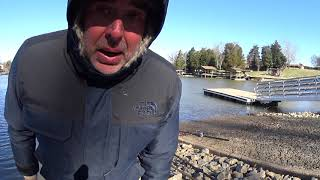 How To Catch Catfish In The Cold