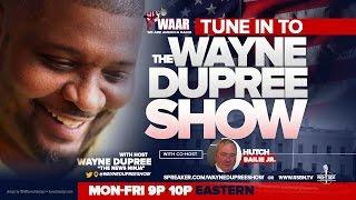 LIVE: Wayne Dupree Program 4/25/17 OK
