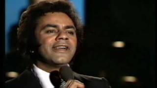 Johnny Mathis ~~ Live ~~ West Side Story Medley