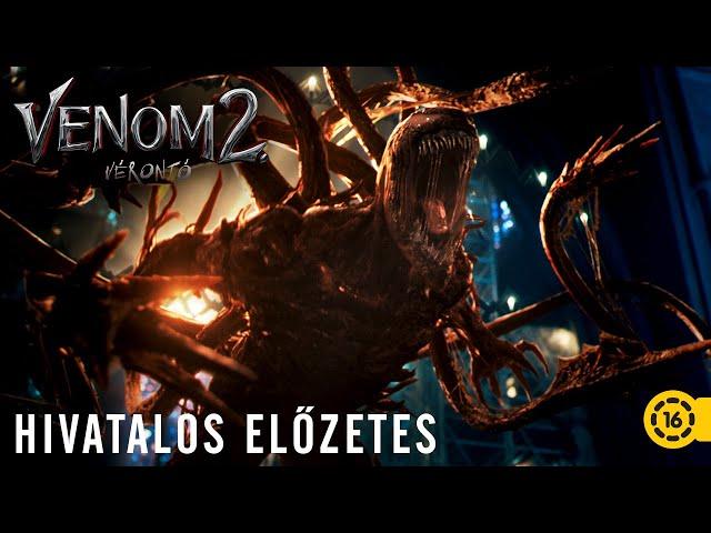 Venom 2. – Vérontó filmelőzetes