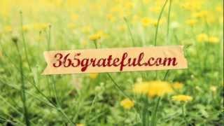 Hailey Bartholomew über Glück und Dankbarkeit (auf Englisch)