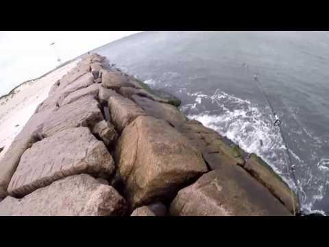 Video Fishing Eastern Long Island's Hot Spots in Late September