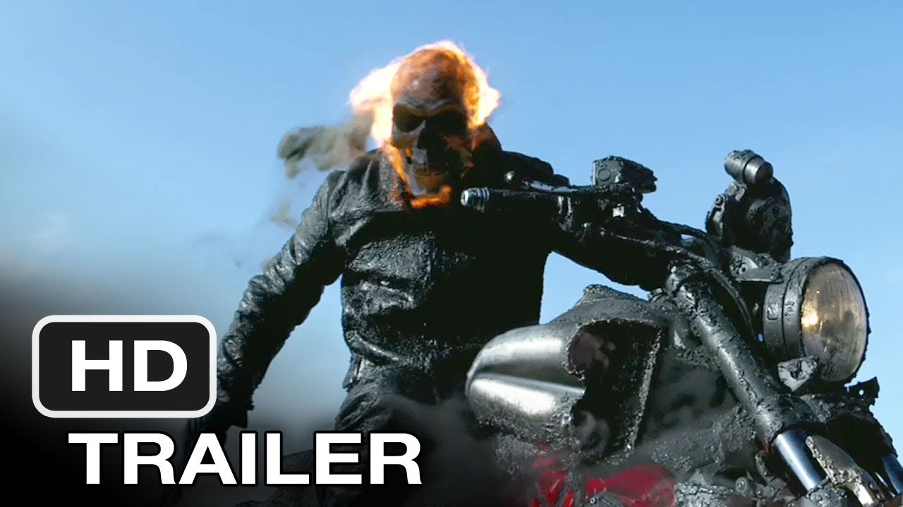 Movie Trailer:  Ghost Rider: Spirit of Vengeance (2012)