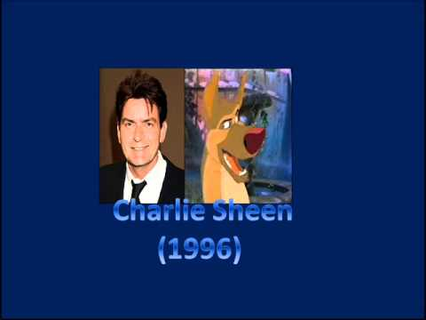 Voice Comparsion of Charlie B  Barkin