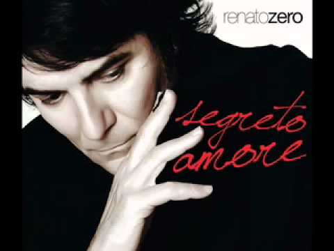 Renato Zero - Segreto Amore